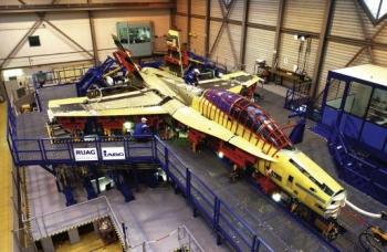 Испытания авиационных конструкций