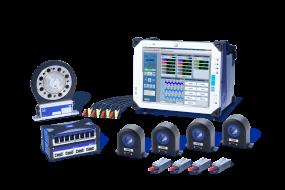 Анализаторы мощности / Измерение электрических характеристик