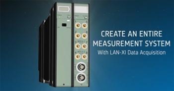Модули LAN-XI DAQ