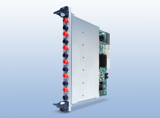 GN611 высоковольтный измерительный модуль 200 тыс. изм./с