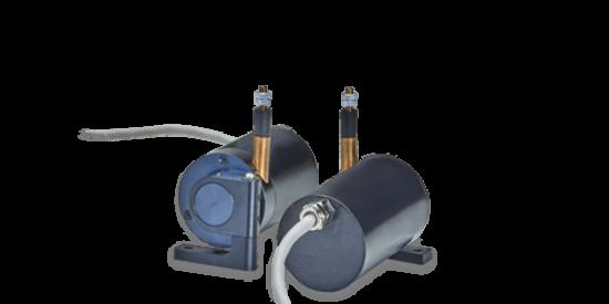 Тросовые датчики для высокоскоростных измерений