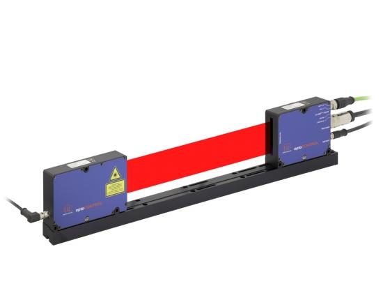 OptoCONTROL 2520 | Компактный Прецизионный Оптический Микрометр