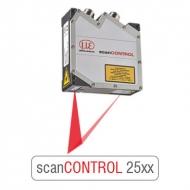 scanControl 2500 | Лазерный сканер профиля для серийных и больших объемов работ