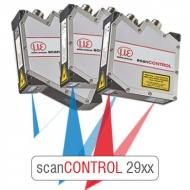 ScanControl 29xx | Высокоточный Лазерный Сканер Профиля
