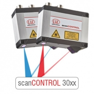 ScanCONTROL 30xx | Высокопроизводительный Лазерный Сканер Профиля