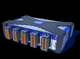 MX879B: Модуль цифровых входов/выходов и аналоговых выходов