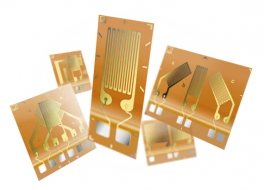 Тензорезисторы серии M: для анализа напряжений материалов с высокой усталостной прочностью
