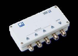 Клеммная коробка VKK1-4 / VKK1R-4