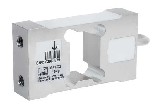 Платформенный датчик веса SP8
