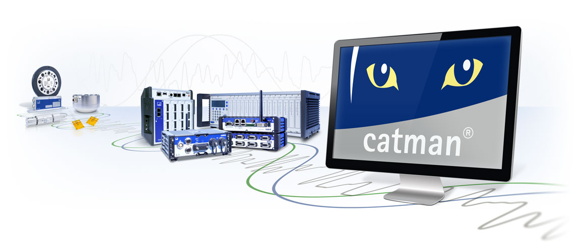 mc catman measurement chain 1140p